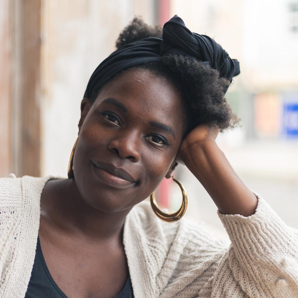 Portrait of Vanessa Kisuule