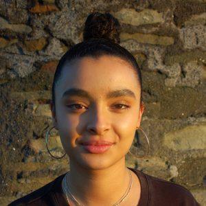 Portrait of Oona Chanfi